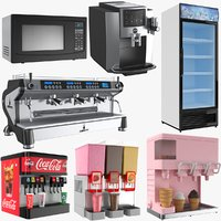 Large Cafe Appliances Collection