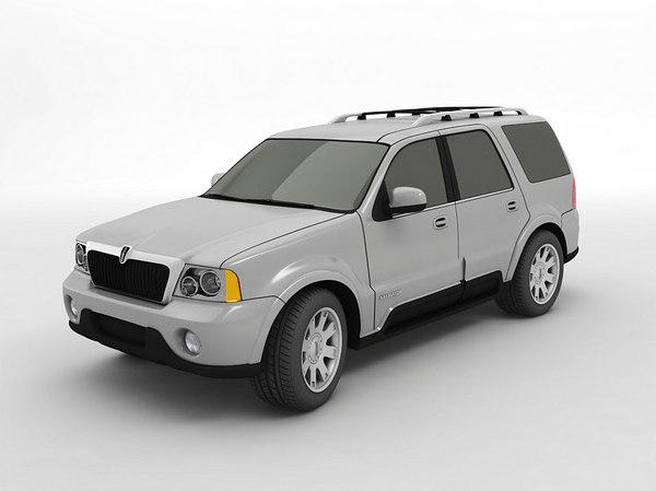 2003 navigator suv model