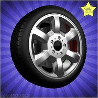 Car wheel 050