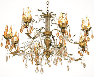 max classical chandelier
