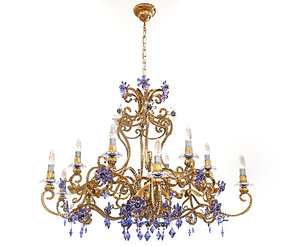 classical chandelier max