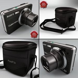 camera bag 3d max