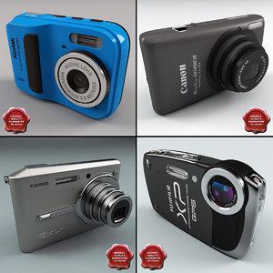 digital cameras v1 3d 3ds