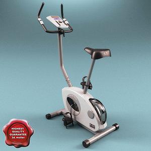 3d model gym bike bc5710