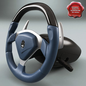 max maserati steering wheel