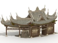 Ancient Chinese House