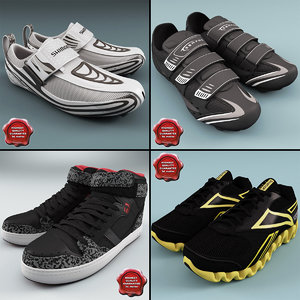 sneakers v3 3d 3ds