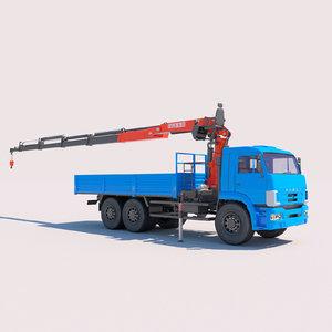 kamaz loader fassi f175a model