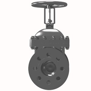 blender gate valve pipeline