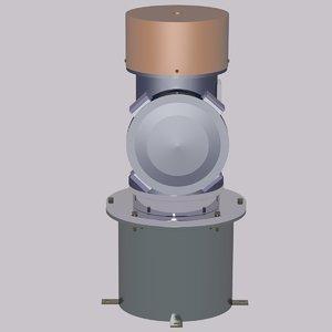 3d hydraulic drive