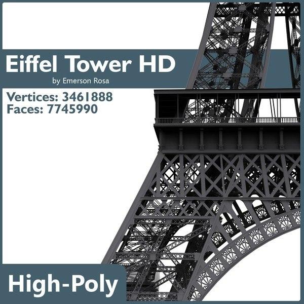max eiffel tower