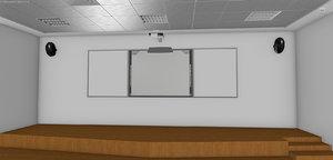 max classroom room