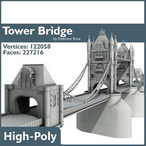 tower bridge max