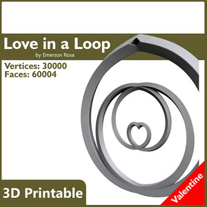love loop 3d fbx