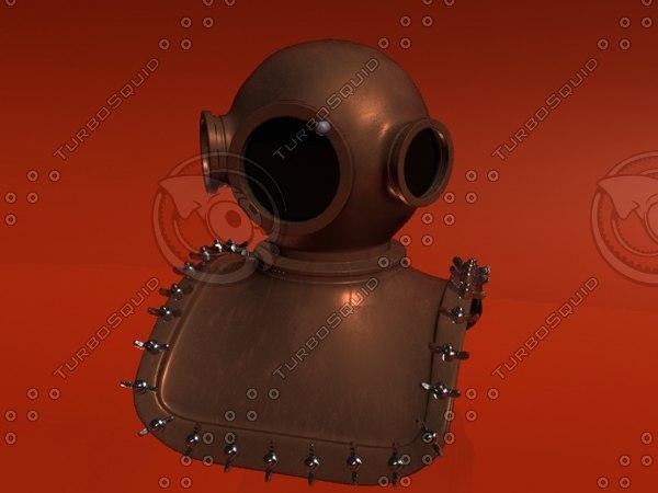 helmet diving max free