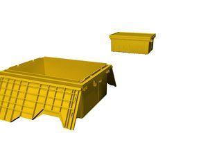 3d 3ds yellow totes