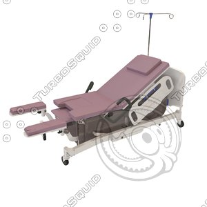 gynaecological medical equipment 3d model
