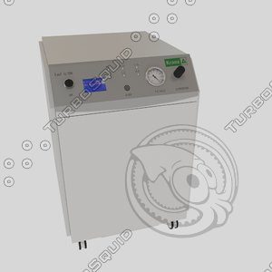 lauf g500 oxygen concentrator 3d max