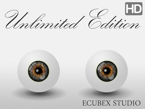 Eye Texture Unlimited Edition HD