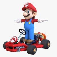 Mario Kart Tour - Super Mario Pipe Frame