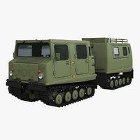 Bandvagn Bv 206