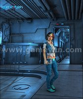 3D Character Modeling Animation By Game Outsourcing ompany