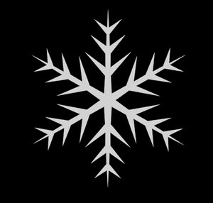 snowflake snow model