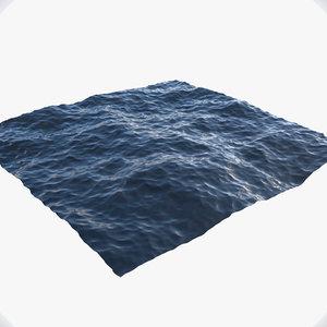 ocean hdri sky 3D model
