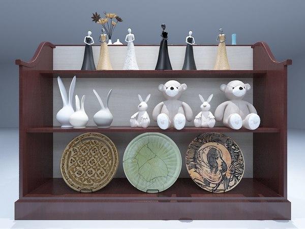 3D rack souvenirs