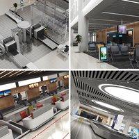 Airport Big Interior Collection
