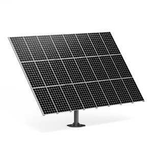 3D model large solar panel