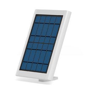 small solar panel 3D