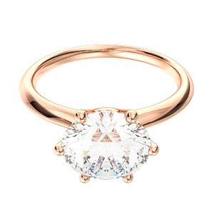 3D golden ring model