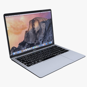 3D macbook air 13-inch