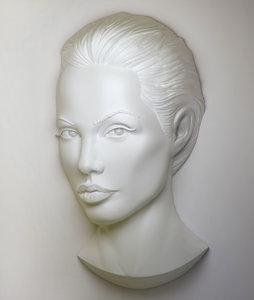 angelina jolie 3D