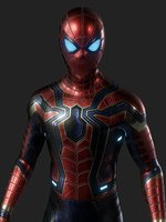 Iron Spider Rigged (Avengers Suit)