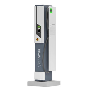 electric car charging station model