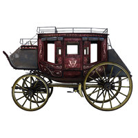 Abbott Downing Concorde Stagecoach