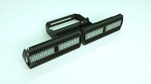 3D led light bar