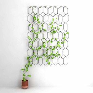 plant anno trellis modular 3D model