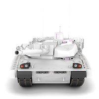 3D amx leclerc xlr model