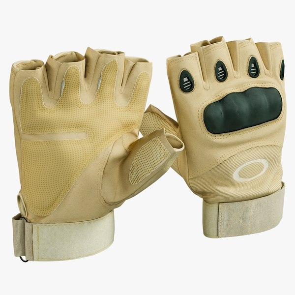 3D realistic gloves 2 model