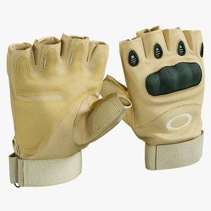 3D realistic gloves 2 model