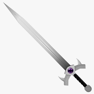 sword sheath 3D model