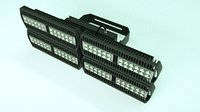 Led Light Bar 3d Model