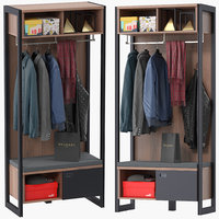 chaim hallway unit 3D