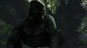 3D gorilla printing