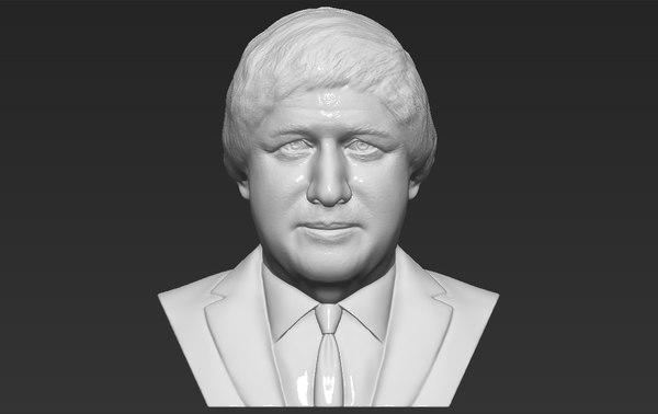 boris johnson ready printing 3D model