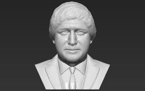 boris johnson ready printing 3D model