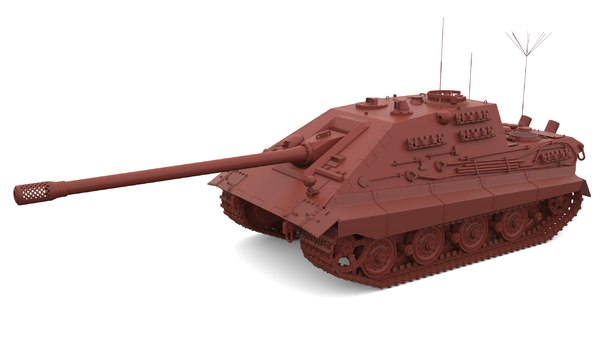 3D tankdestroyer 128